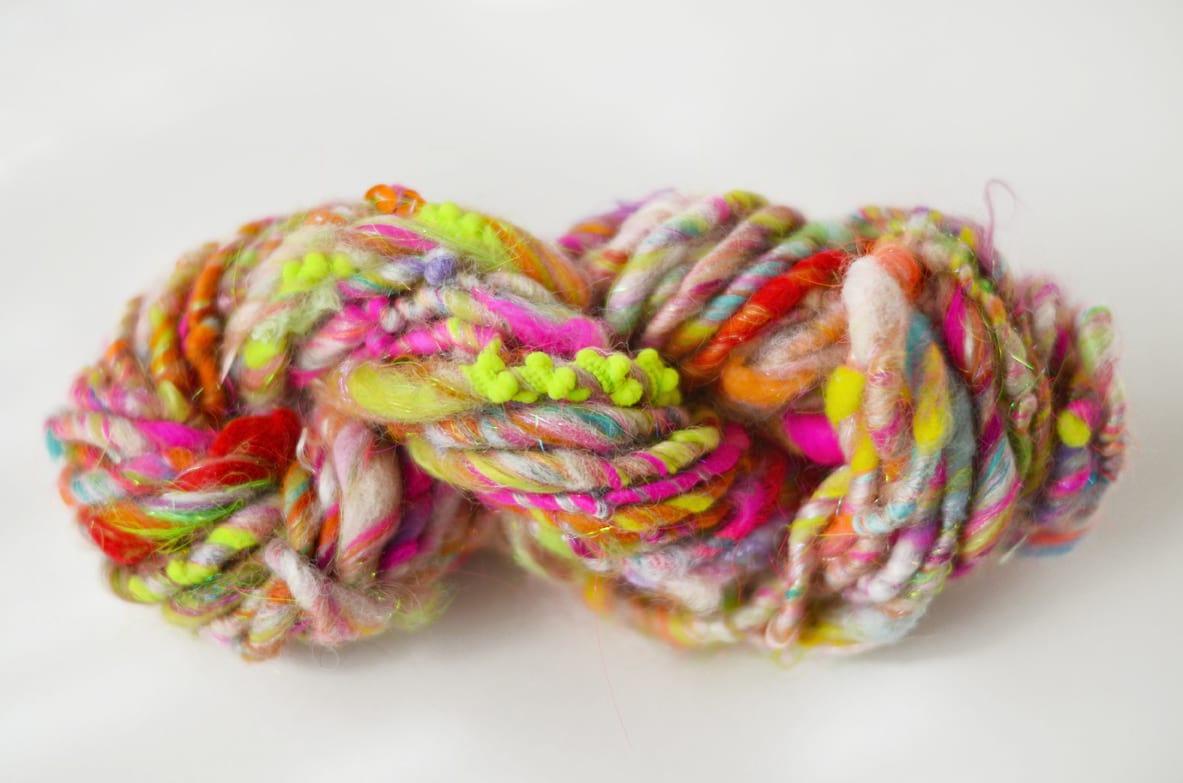 neon wool