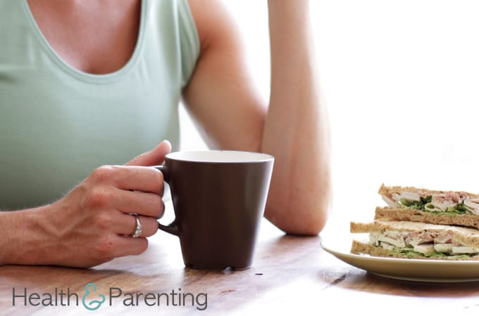Giving Up Caffeine During Pregnancy
