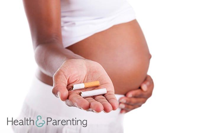 Das Rauchen in der Schwangerschaft aufgeben - BabyCenter