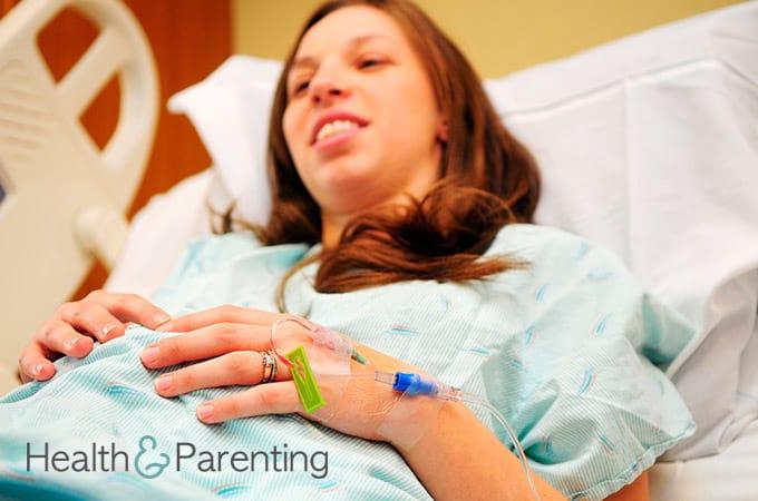 Schmerzmittel bei der Geburt