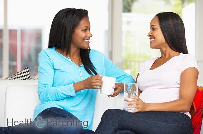schwanger nervige schwiegermutter