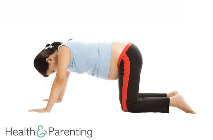 Five Exercises to Turn a Breech Baby