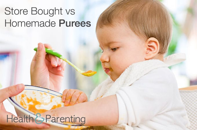 Should You Making Your Own Baby Food